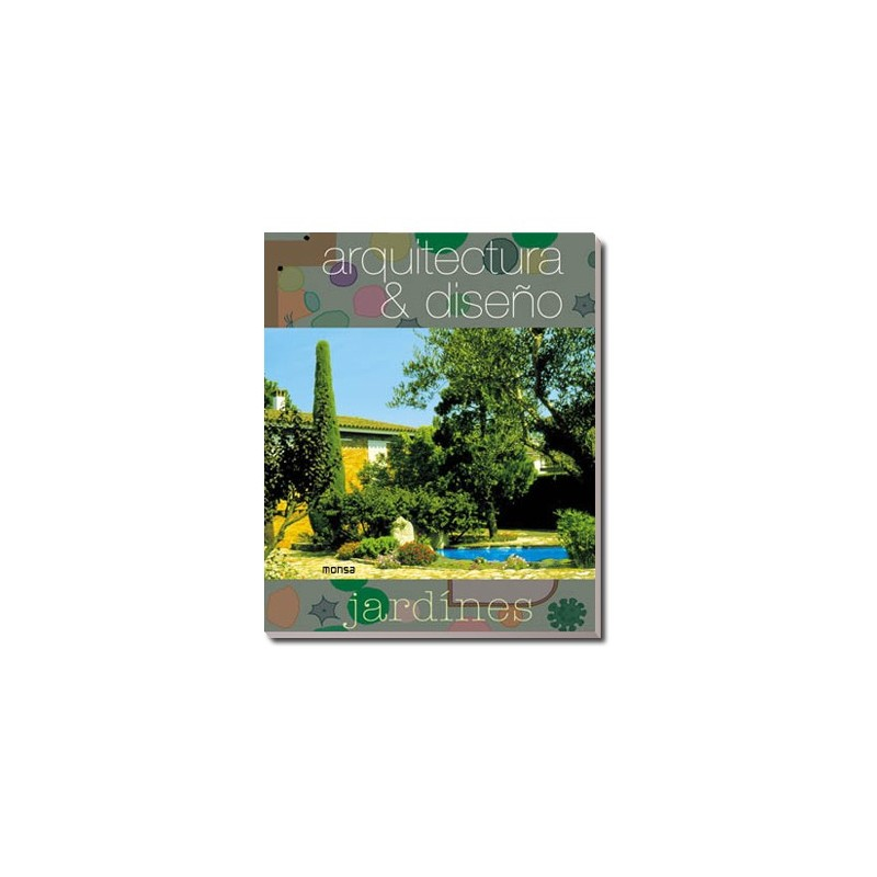 Arquitectura dise o de jardines for Arquitectura de jardines
