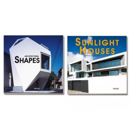 SUPERPACK ARCHITECTURAL SHAPES + SUNLIGHT HOUSES