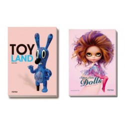 PACK Super Cute Dolls + Toy Land