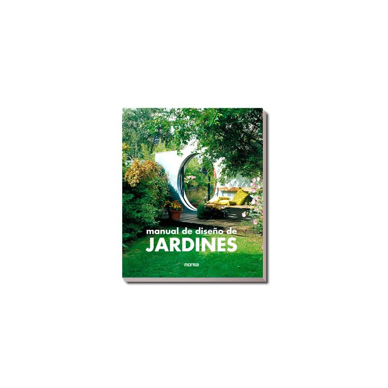 Manual de dise o de jardines for Diseno de jardin