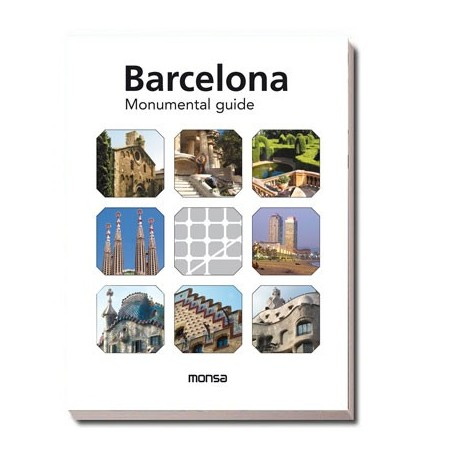 BARCELONA. Monumental guide.