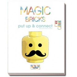 MAGIC BRICKS. Put up & Connect