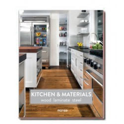 KITCHEN & MATERIALS wood laminate steel