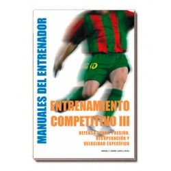 ENTRENAMIENTO COMPETITIVO (III)