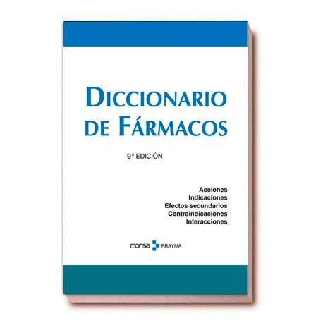 DICCIONARIO DE FÁRMACOS