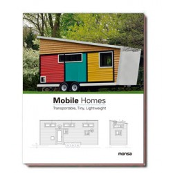 MOBILE HOMES. Transportable, Tiny, Lightweight