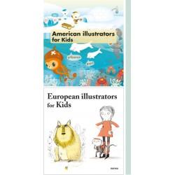 PACK ILLUSTRATORS FOR KIDS