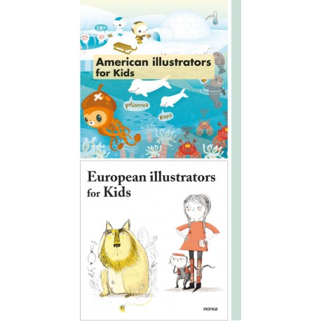 PACK ILLUSTRATORS FOR KIDS