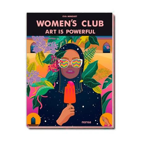 women s club art is powerful