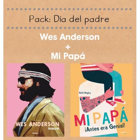 PACK MI PAPÁ + WES ANDERSON