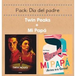 PACK MI PAPÁ + TWIN PEAKS