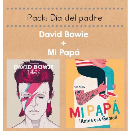 PACK MI PAPÁ + DAVID BOWIE