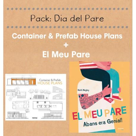 PACK CONTAINER & PREFAB HOUSE PLANS + EL MEU PARE
