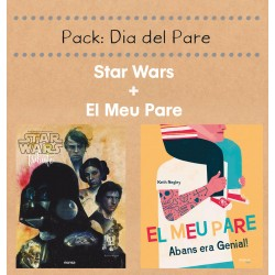PACK STAR WARS + EL MEU PARE