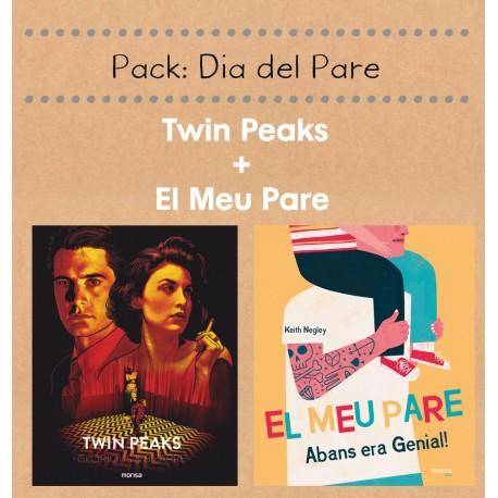 PACK TWIN PEAKS + EL MEU PARE