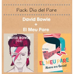 PACK DAVID BOWIE + EL MEU PARE