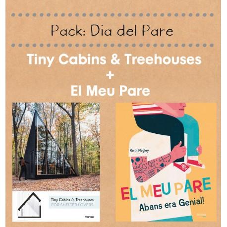 PACK TINY CABINS & TREEHOUSES + EL MEU PARE