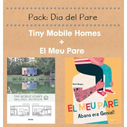 PACK TINY MOBILE HOMES + EL MEU PARE