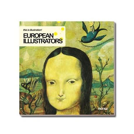 this is illustration! EUROPEAN ILLUSTRATORS