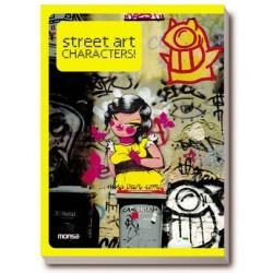 STREET ART CHARACTERS!