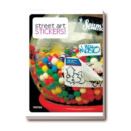 STREET ART STICKERS!