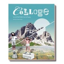 COLLAGE illustrations cut &...