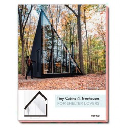 TINY CABINS & TREEHOUSES for shelter lovers