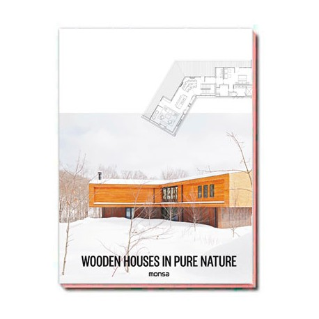 WOODEN HOUSES IN PURE NATURE
