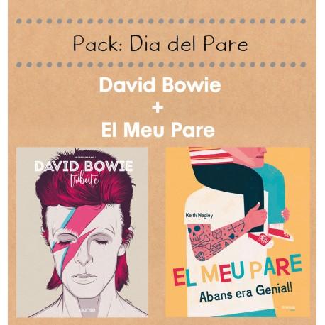 PACK DAVID BOWIE + EL MEU PARE