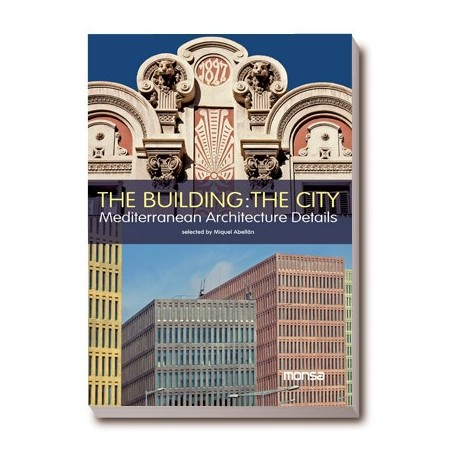 THE BUILDING: THE CITY mediterranean architecture details