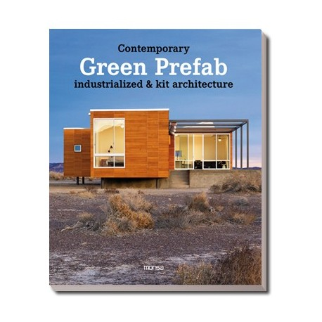 CONTEMPORARY GREEN PREFAB